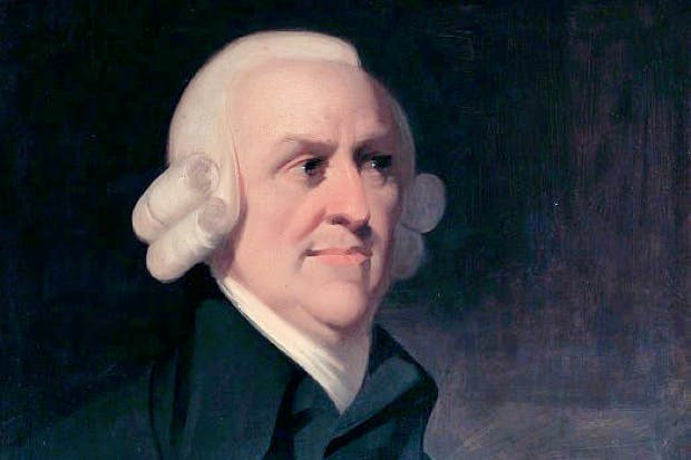 Adam-Smith-the-father-of-Economics