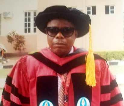 Dr. Chris Chigo Uchehara